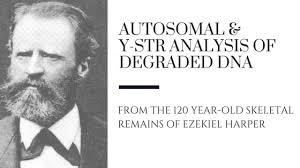 Autosomal and Y-STR Analysis of Degraded DNA from the 120-Year-Old ...