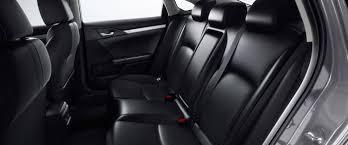 2017 civic sedan touring interior 60 40 split rear