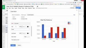 How To Create A Bar Chart In Google Sheets Double Bar Charts In Google Sheets