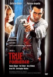 Romantic Movie Poster True Romance Poster