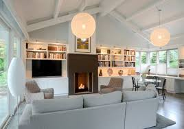 pendant lighting living room. view in gallery twin random lights the living room pendant lighting g