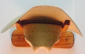 cowboy hat holder wall off 70
