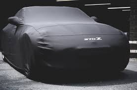 nissan z coupe genuine indoor tailored car cover dust nissan 370z coupe genuine indoor tailored car cover dust protection 9999857105
