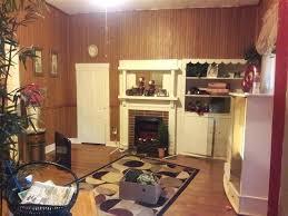 wood paneled room paneling rooms decor