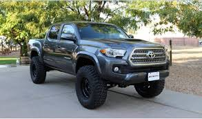 toyota trucks 2016. spotted 2016 tacoma trucks in the wild toyota