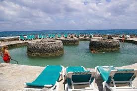 salt water pool with fish. Occidental At Xcaret Destination: Salt Water Pool With Fish