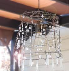 shabby chic chandelier diy inside cute girl nursery chandeliers