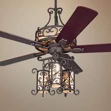 60 john timberland seville iron ceiling fan with remote lampsplus com