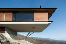 view in gallery mountain home glass walls and terrace made for