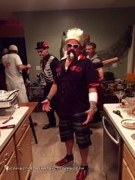 coolest homemade chef costumes cool guy fieri costume
