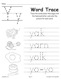 Phonics worksheets for kids including short vowel sounds and long vowel sounds for preschool and kindergarden. 12 Instructive Letter Y Worksheets Kittybabylove Com