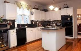 13 amazing kitchens with black appliances include how to decorate