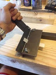 sheet metal bender tool. you are now finished and can start bending aluminum stock at will to create the worlds meanest brackets hold your arduino or whatever else need sheet metal bender tool