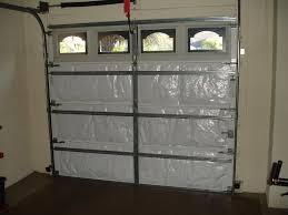 garage door insulation lowesMy Garage Remodel and Racedeck Free Flow Floor Picture Heavy