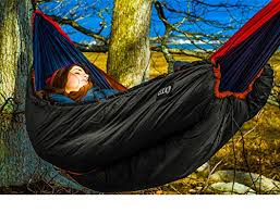 The Best Hammock Underquilts 2018 - Top Picks for Hammock Camping & Similar to lightweight sleeping bags, the best hammock underquilts are  incredibly light and compressible. Most models pack down to the size of a  small water ... Adamdwight.com
