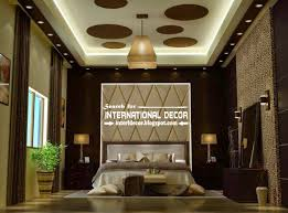 Small Picture Modern pop false ceiling designs for luxury bedroom 2015 bedroom