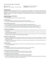 Assistant Project Manager Resume Job Description Assistant Project Manager Resume Sample 119573616007