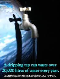 social awareness save water save life