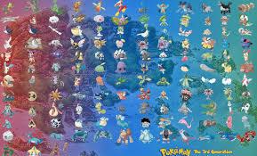 🎖▷ Pokemon GO Third Generation Pokemon Go: Meet All Their Creatures Third  Generation Pokemon Go is just around the corner,…