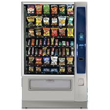 Genesis Vending Machine Parts Delectable CRANE 48 MERCHANT 48 MEDIA W TOUCH SCREEN