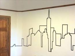 wall paint ideas with tape painters tape designs ideas wall tape wall paint designs with painters