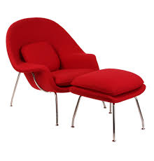 Chairs Awesome Saarinen Chair Replica Eero Saarinen Womb Chair