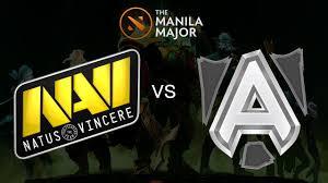 must watch navi vs alliance game 2 dota 2 manila major main