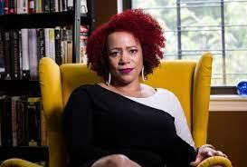 Black journalist Nikole Hannah-Jones ...