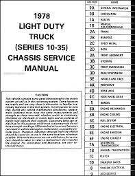 1978 chevrolet blazer wiring diagrams wiring diagram 1978 chevrolet pickup blazer van u0026 suburban repair shop manual