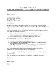 Cover Letter To Apply For A Job Example Of Cover Letter For It Job