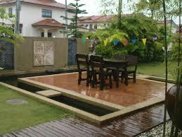 Small Picture Backyard design malaysia Outdoor furniture Design and Ideas