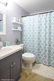 apartment bathroom ideas. Unique Bathroom Light U0026 Bright Guest Bathroom Makeover  The Reveal To Apartment Ideas P