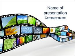 Stripe Templates Pictures On Film Stripe Powerpoint Template Backgrounds Google