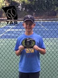 Tennis Academy of the South - Evan Rigsby won the Boys 10 and ...