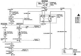 gmc sle i need a wiring diagram for fuel pump