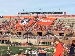 Photos At Memorial Stadium Champaign