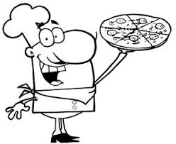 pizza party clipart black and white. Wonderful Black Pizza Black And White Pizza Clipart 9 Throughout Party Clipart Black And White C