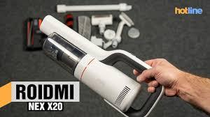 <b>ROIDMI</b> NEX X20 — обзор <b>вертикального</b> аккумуляторного ...