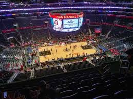 Staples Center Boxing Seating Chart Your Ticket To Sports Concerts More Seatgeek