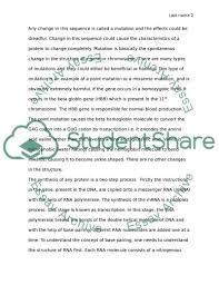sickle cell anemia essay example topics and well written essays  sickle cell anemia essay example