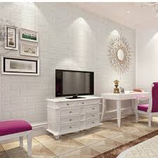 Modern Living Room Wallpaper Modern Pe Foam 3d Wall Stickers Home Diy Decor Wallpaper Brick