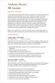 general cv template 21 hr resume cv templates hr templates free premium templates