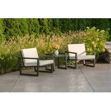 Modern Contemporary Aluminum Outdoor Furniture AllModern