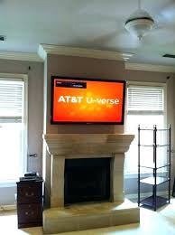 how to hang tv over fireplace mount over fireplace mounting over fireplace medium size of high