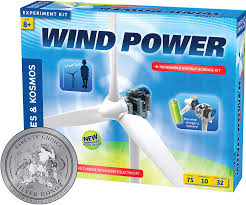 Science Olympiad Wind Power Blade Designs Amazon Com Thames Kosmos Wind Power Science Kit Toys Games