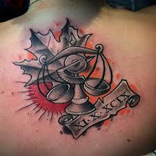 полный тату по знакам зодиака овен лев стрелец телец дева