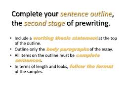 writing the definition essay what is an american ppt complete your sentence outline the second stage of prewriting