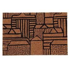 argos home coir houses doormat from argos
