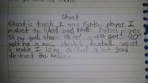 scary stories to write i asked some of my younger korean students  i asked some of my younger korean students to write ghost stories i asked some of