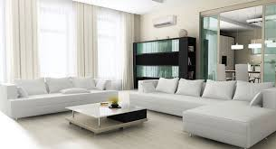 wall mounted air conditioner heater combo. Modern Living Room With Wallmounted Ductless Unit Wall Mounted Air Conditioner Heater Combo